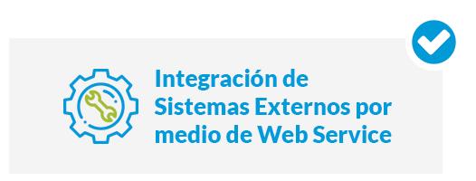 Integración WebService