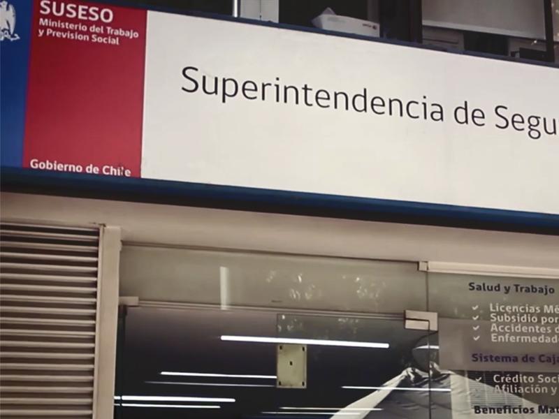 Sistema PAE. Procedimiento Administrativo Electrónico. SUSESO