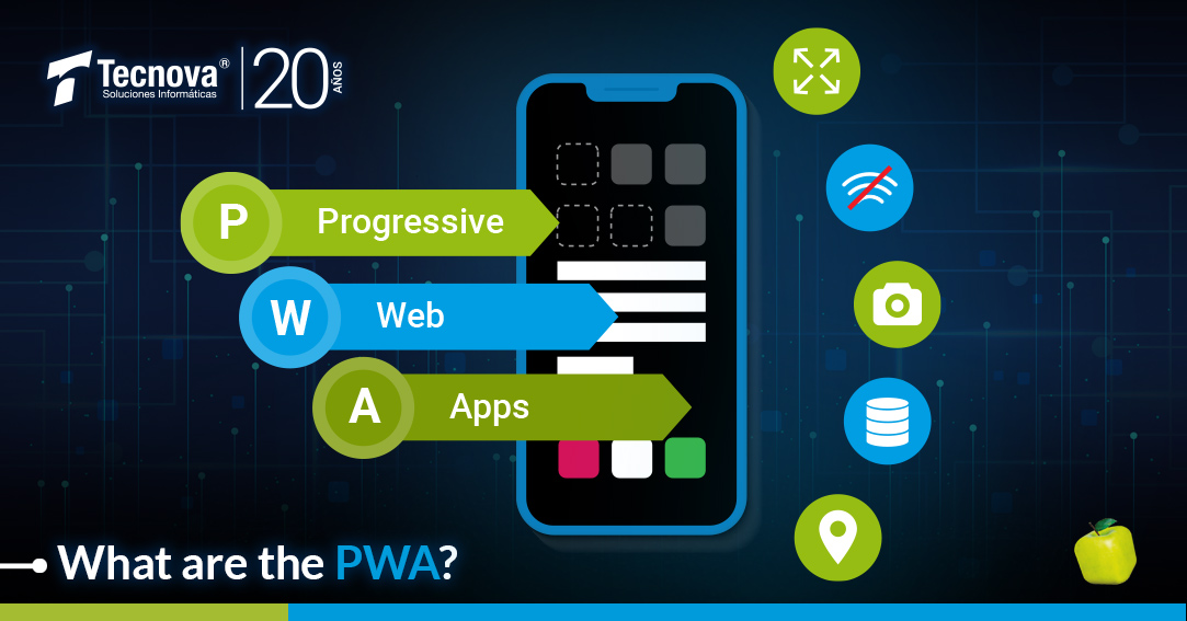 What are the PWA?